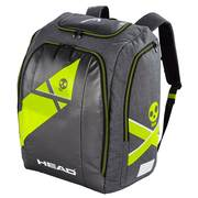 Rucsac drumetie Head Rebels Racing Backpack L, Anthracite/yellow