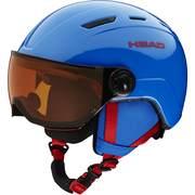 Casca ski pentru Copii Head MOJO Visor, Blue
