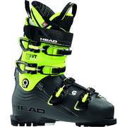 Clapari ski pentru Barbati Head NEXO LYT 130, Anthracite/yellow