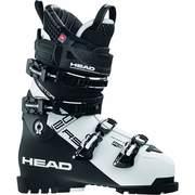 Clapari ski pentru Barbati Head VECTOR RS 120, White/black