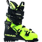 Clapari ski pentru Barbati Head VECTOR RS 130S, Yellow/black