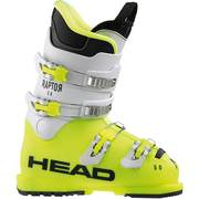 Clapari ski pentru Copii Head RAPTOR 50 HT, Yellow/white