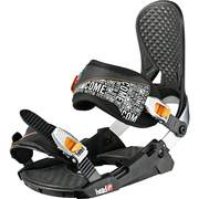 Legaturi snowboard Head P THREE 4D_SpeedDisc, Black